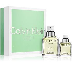 Calvin Klein Eternity For Men toaletní voda 100 ml + toaletní voda 30 ml Pro muže dárková sada - Calvin Klein