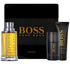 Hugo Boss The Scent 100 ml M Edt 100 ml + 50 ml sprchový gel + 75 ml deo stick - Hugo Boss
