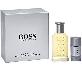 Hugo Boss Boss Bottled toaletní voda 200 ml + deostick 75 ml Pro muže dárková sada - Hugo Boss