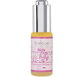 Saloos Růže bio regenerační obličejový olej 20 ml - Saloos