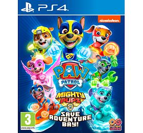 PS4 - Paw Patrol: Mighty Pups Save Adventure Bay - TAKE 2