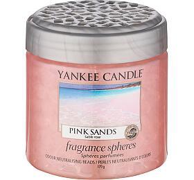 Yankee Candle Vonné perličky Růžové písky 170g - Yankee Candle