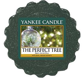 Yankee Candle Vonný vosk The perfect tree 22g - Yankee Candle