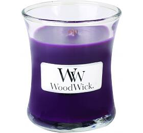 WoodWick oválná váza Spiced Blackberry 85g - WoodWick