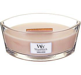 Vonná svíčka WoodWick Vanilla Bean 453,6 g - WoodWick