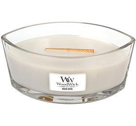 Vonná svíčka WoodWick Warm Wool 453,6 g - WoodWick