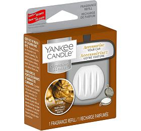 Yankee Candle Charming Scents náplň vůně do auta Leather Cuir - Yankee Candle