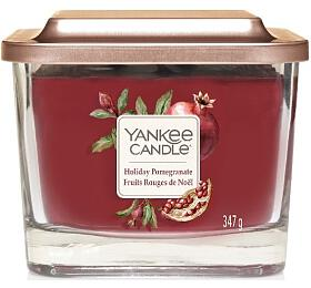 Yankee Candle Elevation vonná svíčka Holiday Pomegranate 347g - Yankee Candle