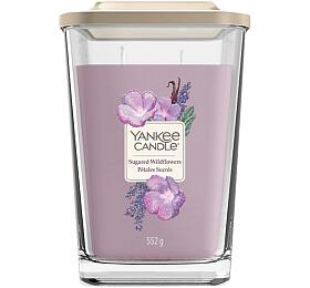 Yankee Candle Elevation vonná svíčka Sugared Wildflowers 347g - Yankee Candle