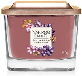 Yankee Candle Elevation vonná svíčka Grapevine & Saffron 347g - Yankee Candle