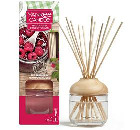 Yankee Candle Reed Diffuser Red Raspberry difuzér 120 ml - Yankee Candle