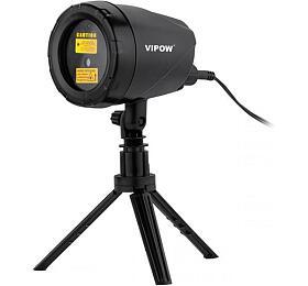 Projektor laserový VIPOW red/green - Vipow