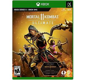XOne/XSX - Mortal Kombat XI Ultimate - TAKE 2