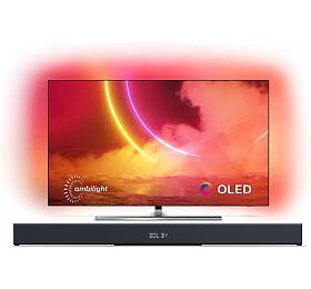 SET UHD OLED TV Philips 55OLED855 + TAB8205 - Philips