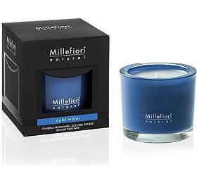 Millefiori Natural Cold Water vonná svíčka 180g - Millefiori Milano
