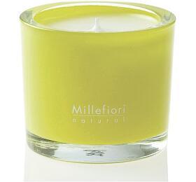 Millefiori Natural Lemon Grass vonná svíčka 180g - Millefiori Milano