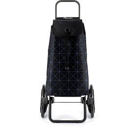 Rolser I-Max Star Rd6 nákupní taška s kolečky do schodů, černo-modrá - ROLSER S.A.