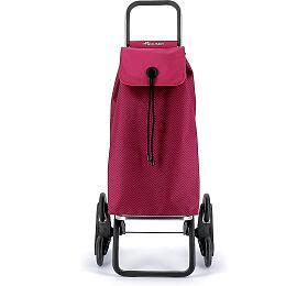 Rolser I-Max Ona Logic Rd6 nákupní taška na kolečkách, vínová - ROLSER S.A.