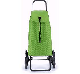 Rolser I-Max Ona Logic Rd6 nákupní taška na kolečkách, limetková - ROLSER S.A.