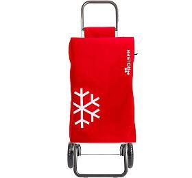 Rolser Igloo Termo MF RG nákupní taška na kolečkách, červená - ROLSER S.A.