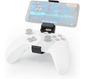 Herní držák smartphonu | pro Ovladač Xbox One | Univerzální | Nastavitelný | Černý - NEDIS