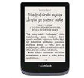 E-book POCKETBOOK 632 Touch HD 3, Pearl White, Limited Edition, 16GB - PocketBook