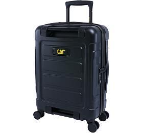HAMA CAT kufr STEALTH, 88 l, polykarbonát, černý - Hama