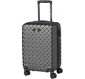 Cestovní kufr HAMA CAT Industrial Plate, 35 l, kovová šedá - Hama