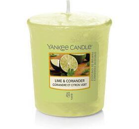 Yankee Candle votivní svíčka Lime & Coriander 49g - Yankee Candle