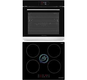 SET Trouba Philco POB 789 FBX + Indukční deska Philco PHD 60 IP - Philco