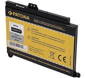 PATONA baterie pro ntb HP Pavilion PC 15 AU 4500mAh Li-Pol 7,7V BP02XL, HSTNN-LB7H (PT2839) - PATONA
