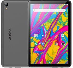 Dotykový tablet UMAX PC VisionBook 10C LTE, šedý (UMM240101) - Umax