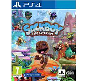SONY PS4 hra Sackboy A Big Adventure! (PS4)/EAS (PS719823223) - Sony