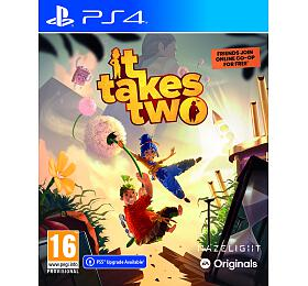 PS4 - It Takes Two - ELECTRONIC ARTS