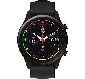 Chytré hodinky Xiaomi Mi Watch, černé (29339) - Xiaomi