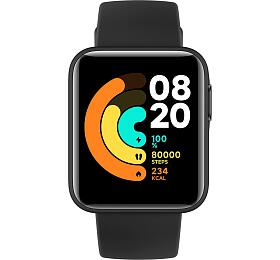 Chytré hodinky Xiaomi Mi Watch Lite, černé (28818) - Xiaomi