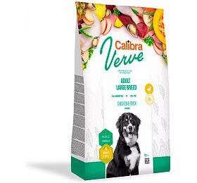 Calibra Dog Verve GF Adult Large Chicken&Duck 12kg - CALIBRA