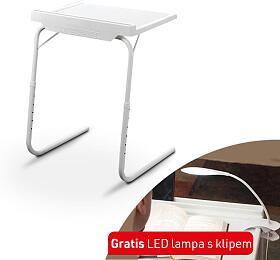 Stůl Mediashop Starlyf Table Express s LED světlem - Mediashop