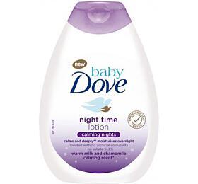 Dove Baby tělové mléko s vůní heřmánku Calming Nights 400 ml - Dove