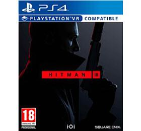 PS4 hra Hitman 3 Deluxe Edition - noname
