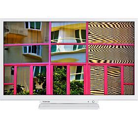 HD LED TV Toshiba 24WL3C64DG SMART T2/C/S2 - Toshiba