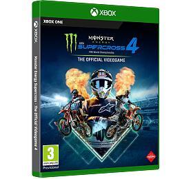 XONE - Monster Energy Supercross 4 - Ubisoft