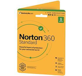 SYMANTEC NORTON 360 STANDARD 10GB + VPN 1 (21405801) - Symantec