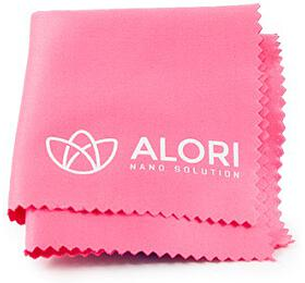 Utěrka Alori z mikrovlákna, růžový - Alori
