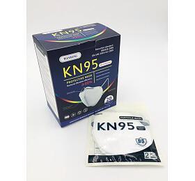 Respirátor KN95, FFP2 (20ks) - Ostatní