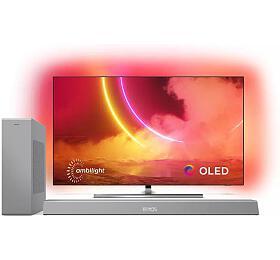 SET UHD OLED TV Philips 55OLED855 + TAB8505 - Philips