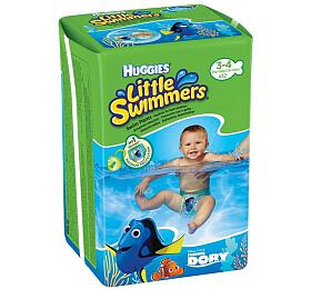 Jednorázové plenky do vody Huggies Little Swimmers vel.3-4 (7-15 kg) 12ks - Huggies