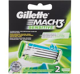 Náhradní břit Gillette Mach3, 2 ml - Gillette