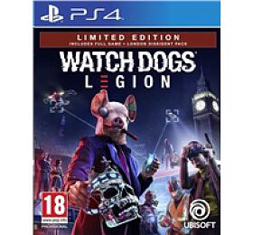 PS4 hra Watch_Dogs Legion Limited Edition (USP484113) - Activision