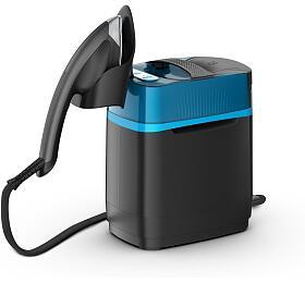 Napařovač oděvů Tefal Cube UT2020 černá/modrá - Tefal